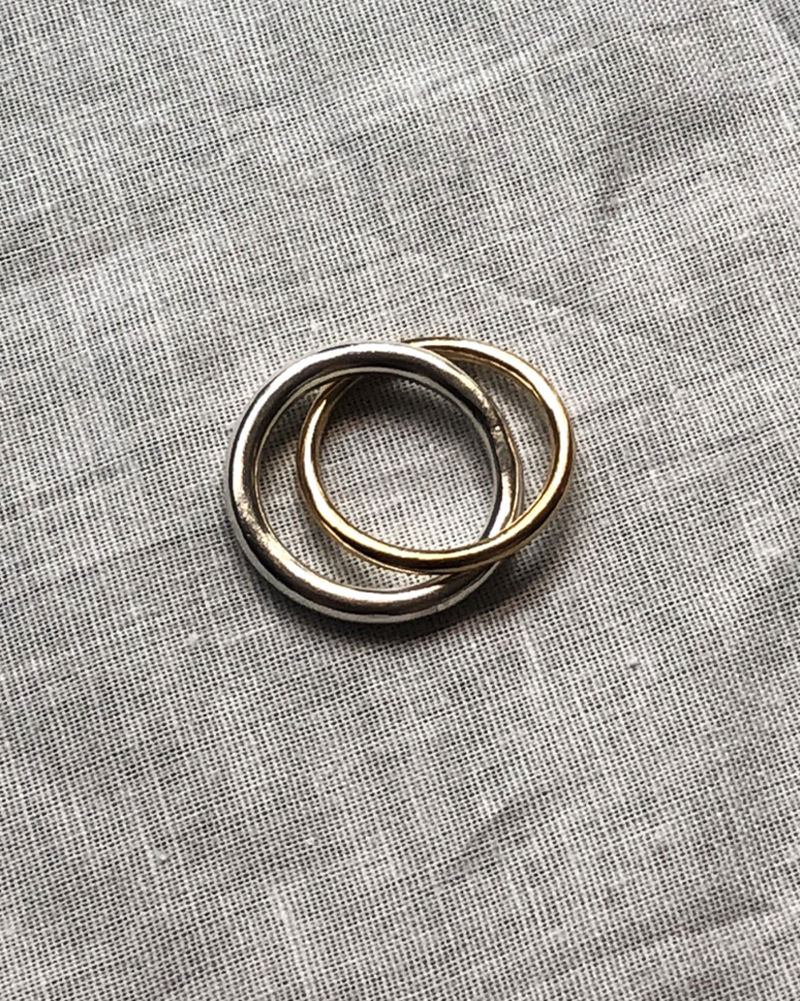 WITH RING